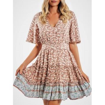 Robe courte MARGARITA de la marque australienne JAASE