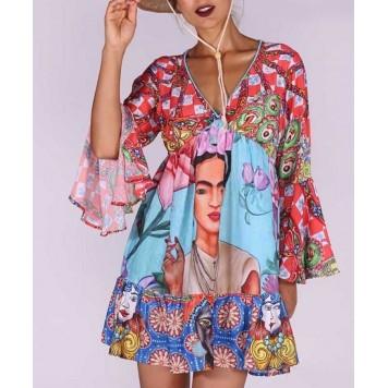 Robe courte ANTICA SARTORIA...