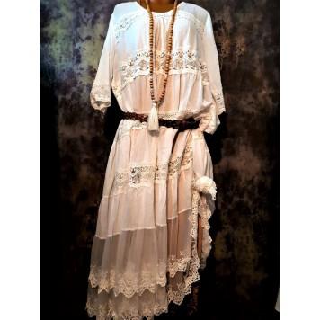 Robe Romantique Bohème ANASTASIA...