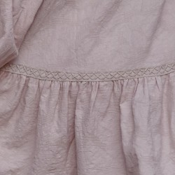 Robe Courte ALYSHA coton marque JAASE