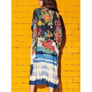 Kimono Bohème YOKO de la Marque YACAMIM