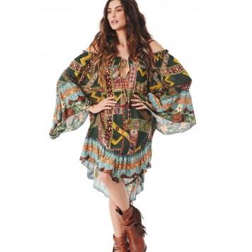 Robe Tunique BAHIA imprimé...