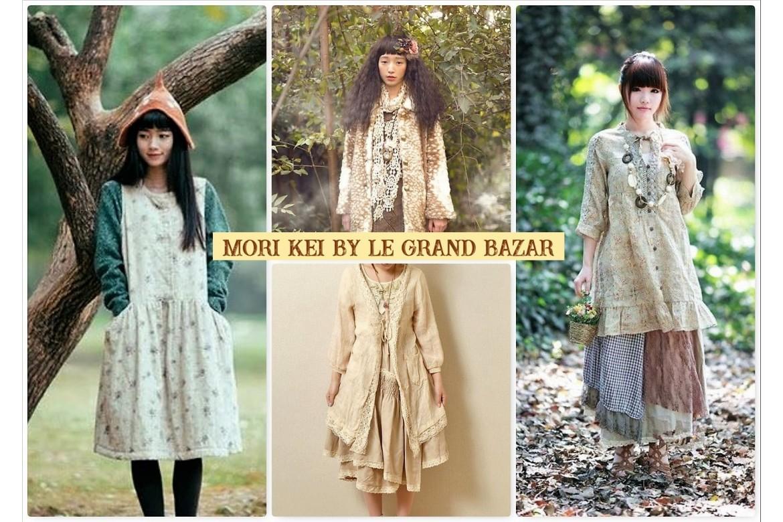 Le style Mori Kei